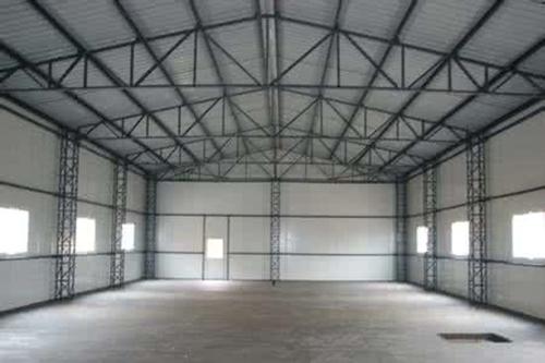 青海鋼結構廠房